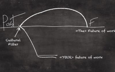 The Future of the Future of Tomorrow's Work